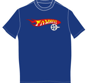 T-Shirt Design – Flywheel